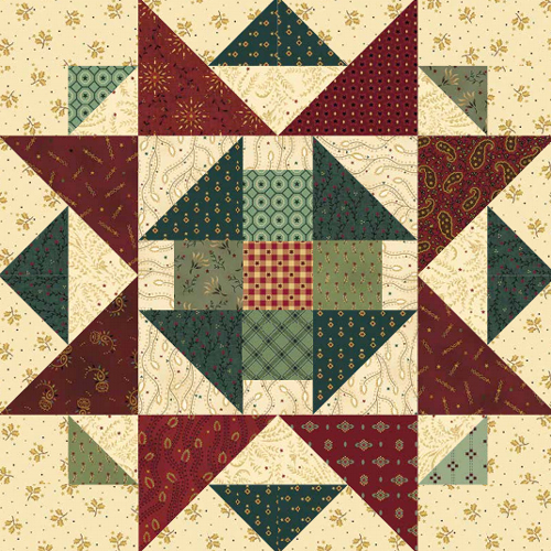 Liberty Legacy Quilt - Free Pattern
