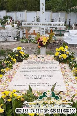 Contoh Kuburan Kristen, Makam Kristen Modern