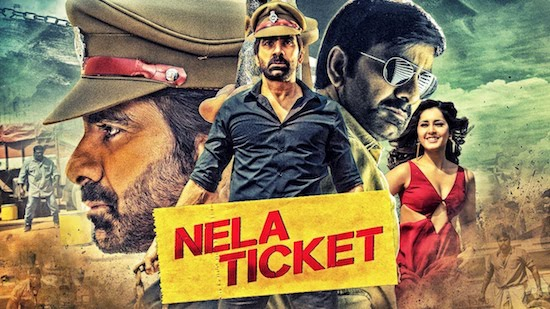 Nela Ticket 2019 Hindi Dubbed 950MB HDRip 720p