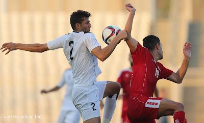 مشاهدة مباراة العراق ولبنان بث مباشر اليوم