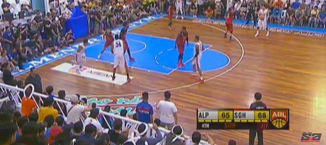 Saigon Heat def. Alab Pilipinas, 72-65 (REPLAY VIDEO) February 5