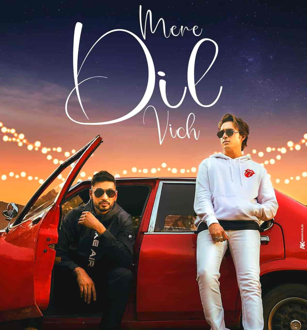 Mere Dil Vich Song Lyrics Image Arjun Kanungo