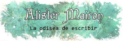 Mejores blogs para escritores - Alister Mairon - Blog de fantasía - Escritora de fantasía oscura