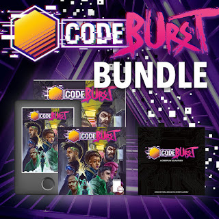CodeBurst - A Cyberpunk Soundtrack bundle