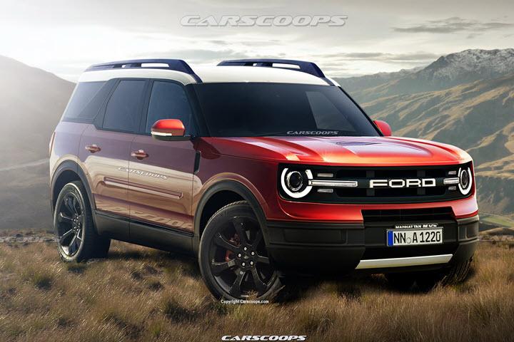 Bộ đôi Ford Bronco - SUV hàng hot sinh không đúng thời