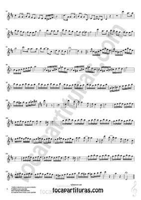 Czardas Sheet Music for Flute and Recorder Classical Music Score