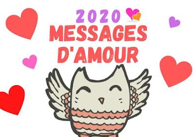 Les nouveaux messages d'amour pour 2020