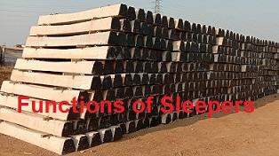 Functions of Sleepers