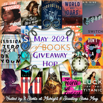 May 2021 Of Books Giveaway Hop