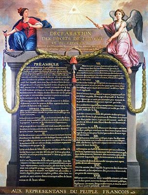 revolucion, francesa, derechos, humanos, privilegios