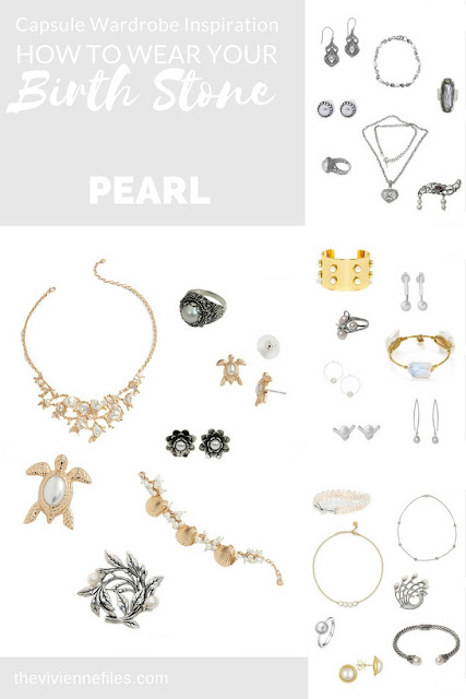 June's Birthstone: Pearls!