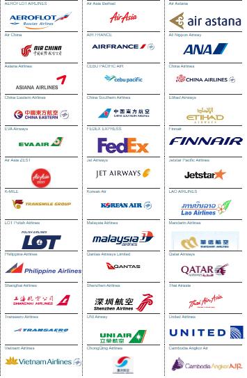 Thông tin liên hệ văn phòng các hãng hàng không tại việt nam