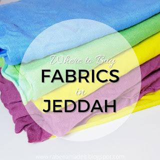 where to buy fabrics in jeddah rabeea made it