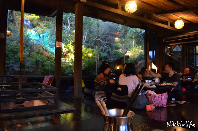 【日本。沖繩】百年古家・大家:古式民居內吃著沖繩的阿咕豬 4