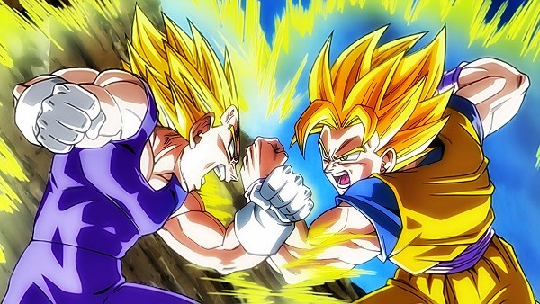 Goku vs. Vegeta (Dragon Ball Z)