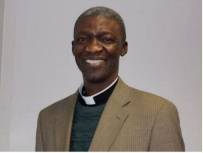 Behold First Black Bishop Of Church Of England Nigeria-born Woyin Dorgu