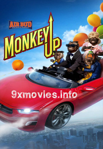 Monkey Up 2016 Dual Audio Hindi 480p WEBRip 270mb