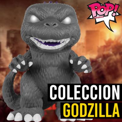 Lista de figuras funko pop de Funko POP Godzilla