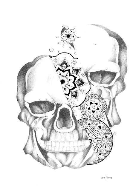 Obra de Beatriz Vasconcelos, EBS Prof. Dr. Francisco de Freitas Branco (Porto Santo)