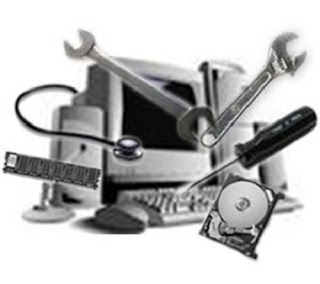 Gambar servis komputer - tips trik mengatasi kerusakan pada perangkat komputer/PC- Laptop