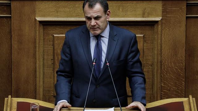 Παναγιωτόπουλος: Δικαίωμα της Ελλάδας τα 12 μίλια