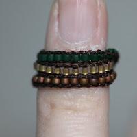 inEssence Creations - Minifee Wrap Bracelet