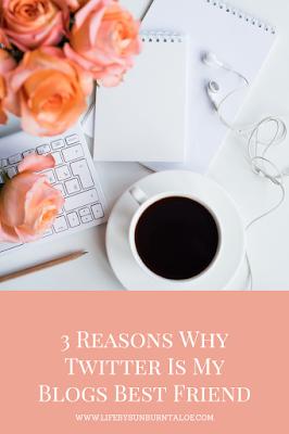 3 Reasons Why Twitter Is My Blogs Best Friend