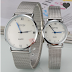 Roman Numerals Decorated Lovers' Watches - Women watches