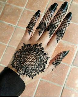 Diwali mehndi designs