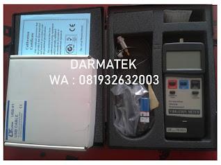 Darmatek Jual Lutron VB-8213 Vibration Meter