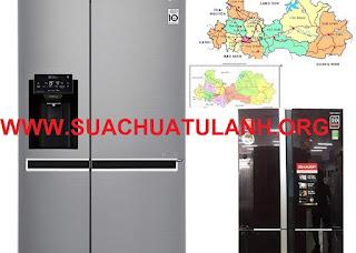 Tốp 10 Địa Chỉ Bảo Hành Tủ Lạnh Samsung Tỉnh Bắc Giang