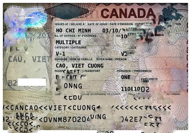 BÍ KíP XIN VISA DU LỊCH CANADA ONLINE