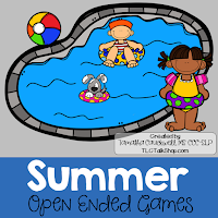 https://www.teacherspayteachers.com/Product/Summer-Open-Ended-Games-2579198