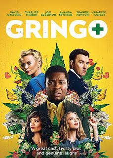 Gringo 2018 Dual Audio Hindi 480p BluRay