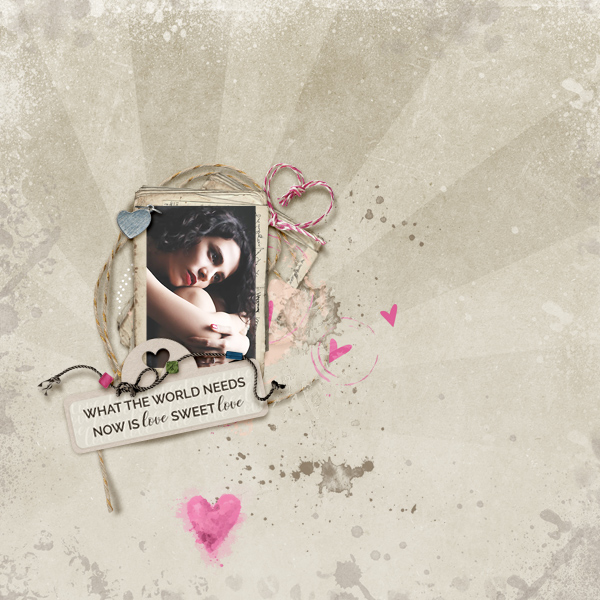 sweet love © sylvia • sro 2018 • what the world needs now part I pbp collab