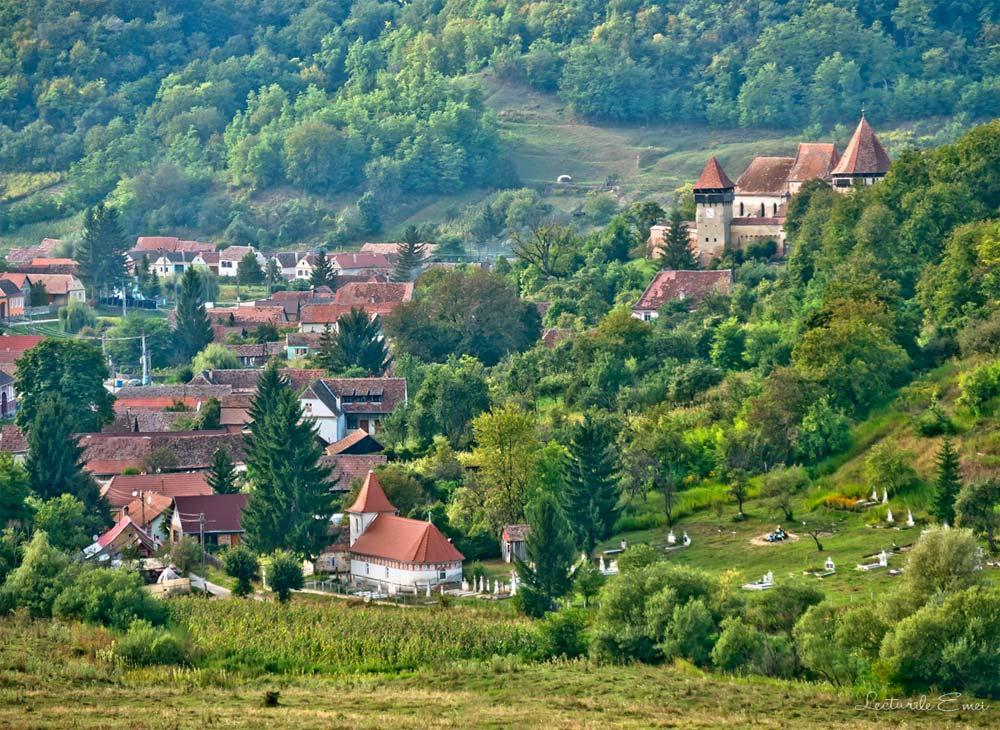 Alma Vii Sibiu Transilvania Romania