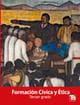Libro de texto Telesecundaria Formación Cívica y Ética Tercer grado 2021-2022
