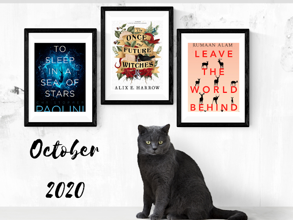 Book Review Round Up - October 2020