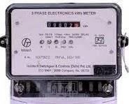 Analog Energy Meter