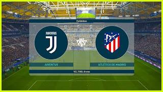 مشاهدة مباراة يوفنتوس وأتلتيكو مدريد بث مباشر
