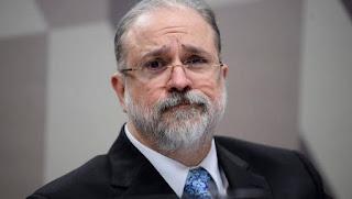 augusto aras ministério público bolsonaro pgr procurador geral da república