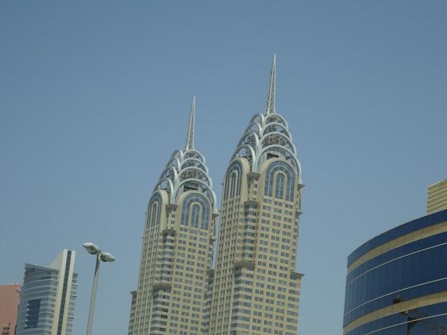 Edificios do Dubai
