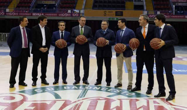 Endesa puede anular el acuerdo entre el Betis y el Baloncesto Sevilla