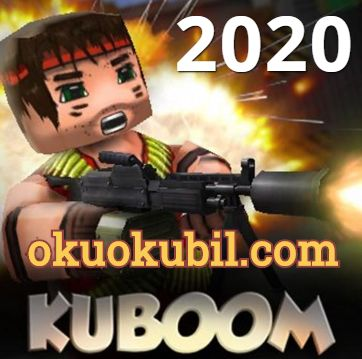 KUBOOM 3D v3.04 FPS Shooter No Root Hileli Apk Mod Menu İndir 2020