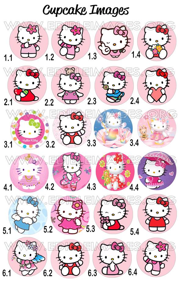 Edible Image Hello Kitty Aisha Puchong Jaya