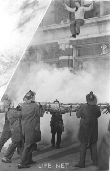 Fire Men By Gary R Ryman The Firefighter Trampoline