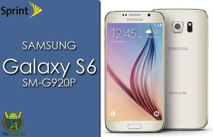 G920PVPS4CQB1 | Galaxy S6 (Sprint) SM-G920P