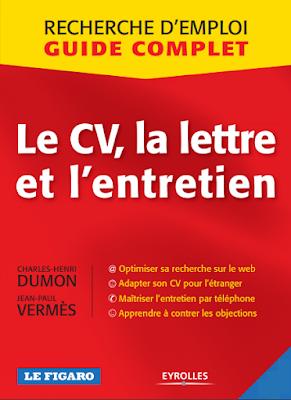 كتاب لتعلم إنشاء سيرة ذاتية إحترافية CV + وكيفية الإستعداد لمقابلة العمل