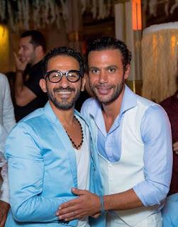 صور وفيديو حفل زفاف محمد إمام على نوران طلعت بحضور عدد من نجوم الفن منهم أحمد السقا، وأحمد صلاح السعدنى، وأحمد رزق، ودينا الشربينى