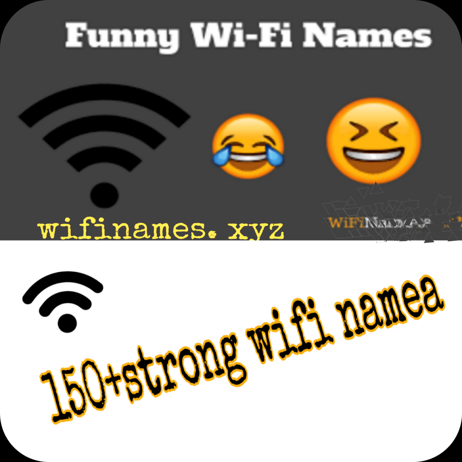 Best Wifi Names 2020 250+ Strong, Funny, Clever, Best WiFi Names and Passwords   Funny